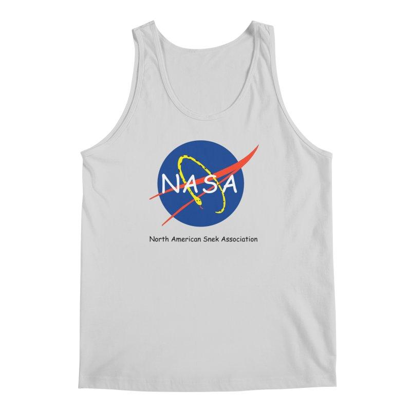 NASA- North American Snek Association Men's Regular Tank by theletterandrew's Artist Shop