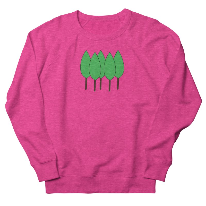 Leaves for the Trees Men's French Terry Sweatshirt by theletterandrew's Artist Shop