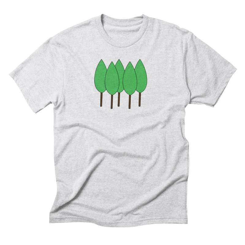 Leaves for the Trees Men's Triblend T-Shirt by theletterandrew's Artist Shop