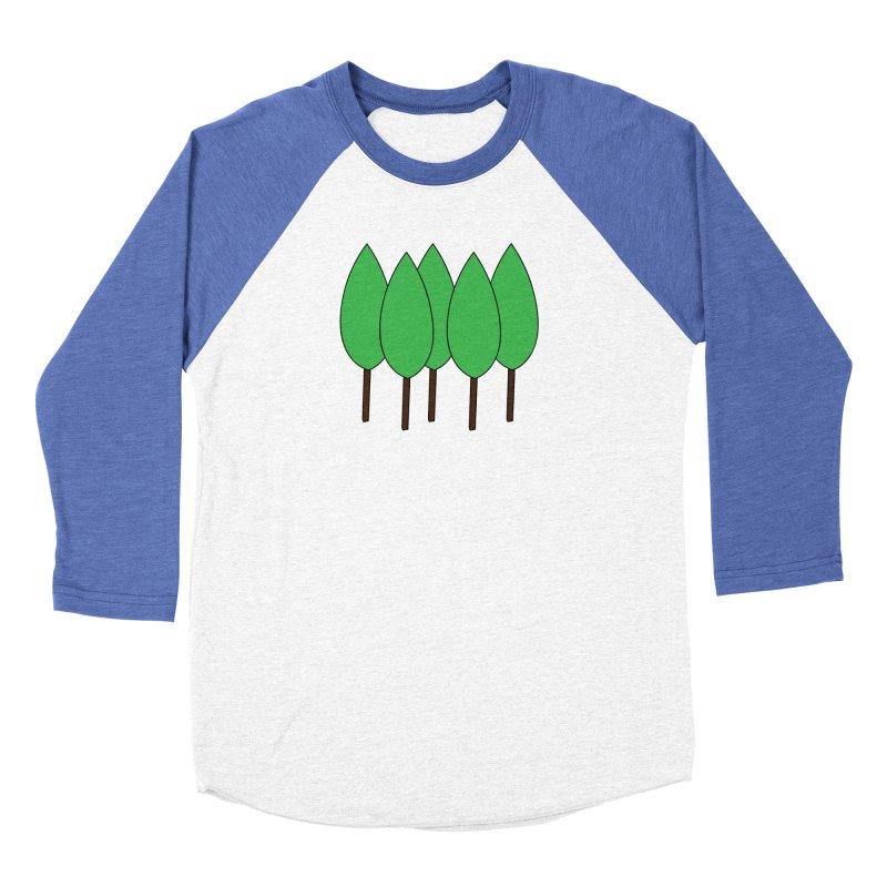 Leaves for the Trees Men's Baseball Triblend Longsleeve T-Shirt by theletterandrew's Artist Shop