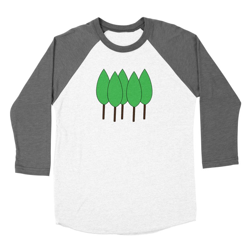 Leaves for the Trees Men's Baseball Triblend Longsleeve T-Shirt by theletterandrew's Artist Shop