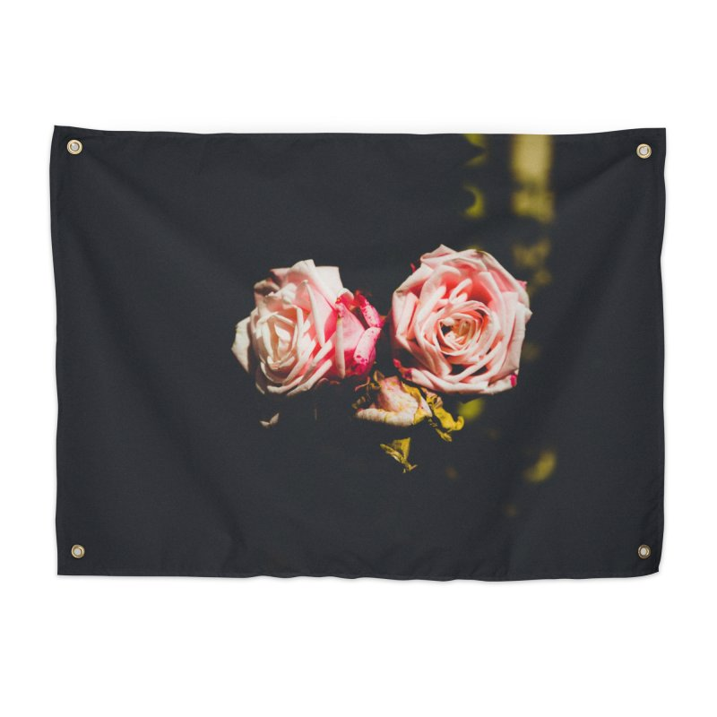 Roses Home Tapestry by thelion's Artist Shop
