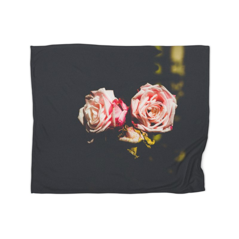 Roses Home Blanket by thelion's Artist Shop
