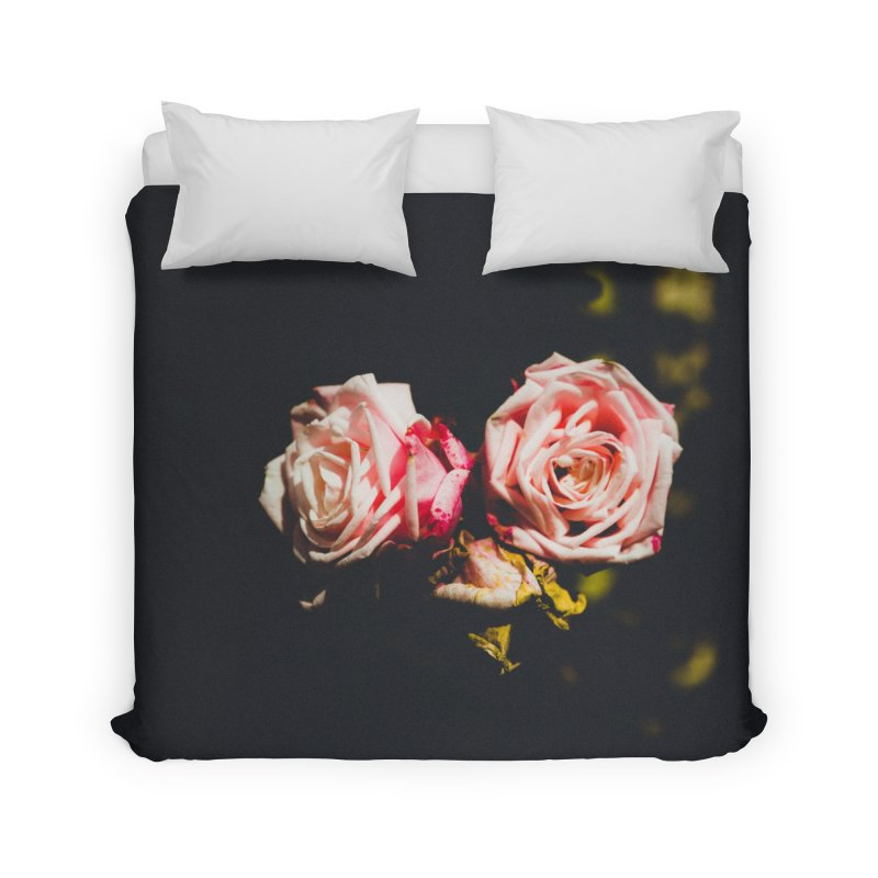 Roses Home Duvet by thelion's Artist Shop