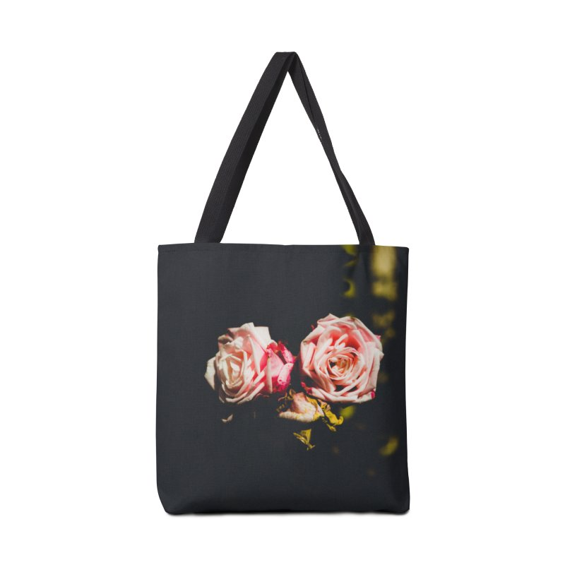Roses Accessories Bag by thelion's Artist Shop
