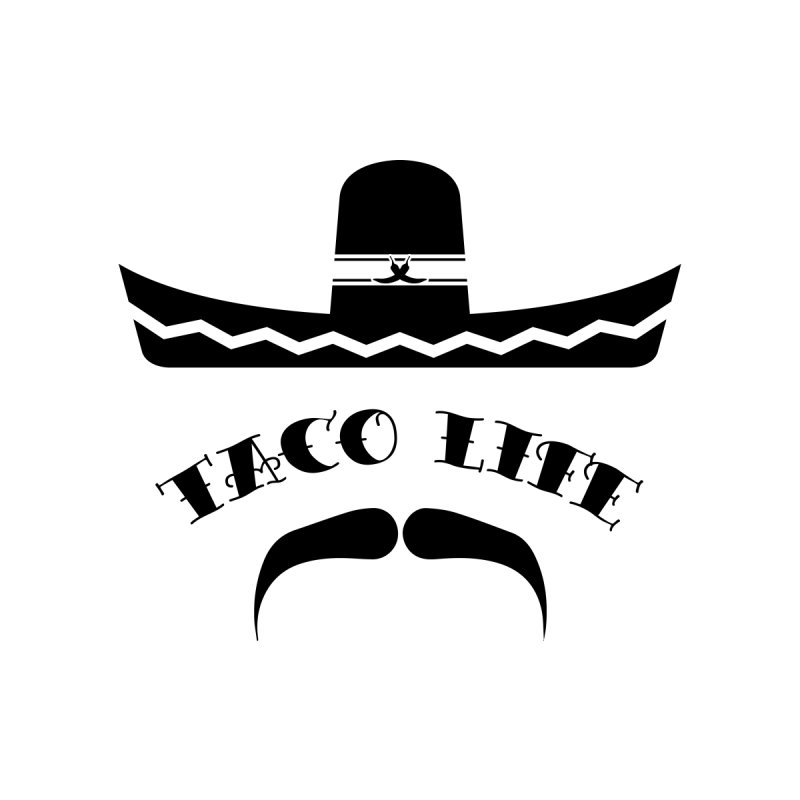 Taco  Life Men's T-Shirt by The Long Kiss Goodnight's Artist Shop
