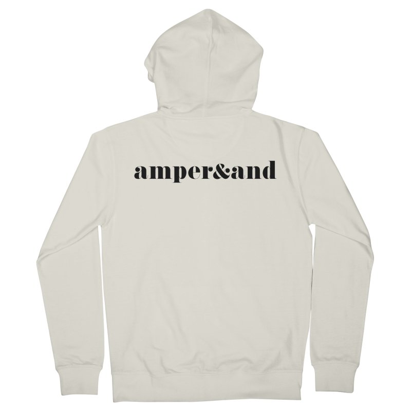 amper&and Women's Zip-Up Hoody by The Lorin