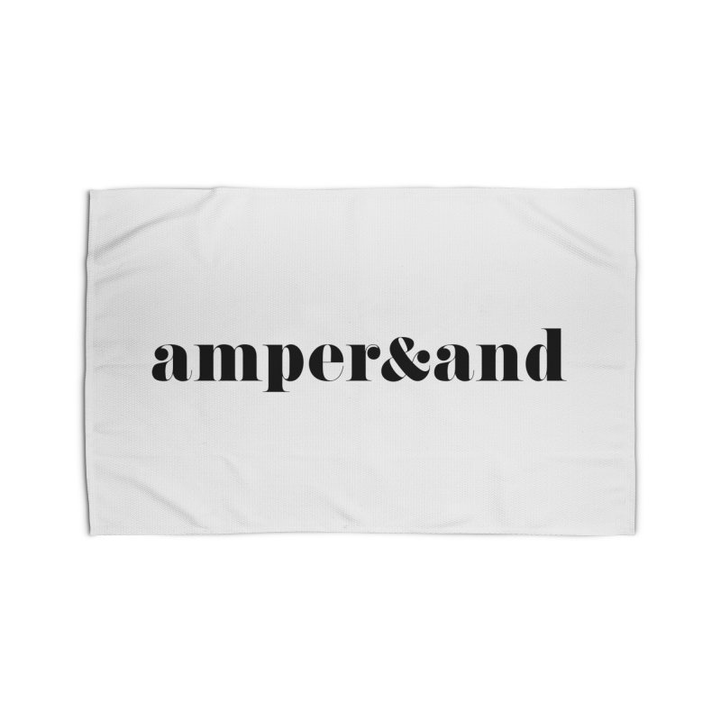 amper&and Home Rug by The Lorin