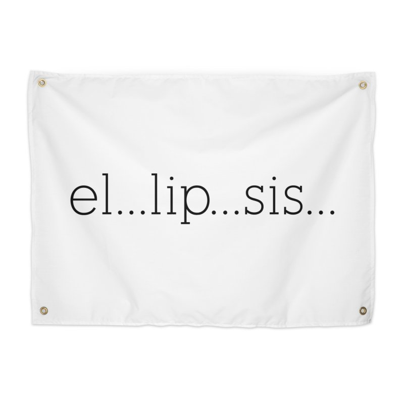 el...lip...sis... Home Tapestry by The Lorin