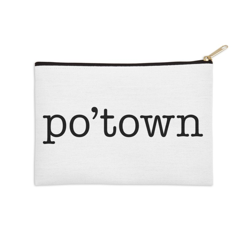 Poughkeepsie, NY  Accessories Zip Pouch by The Lorin