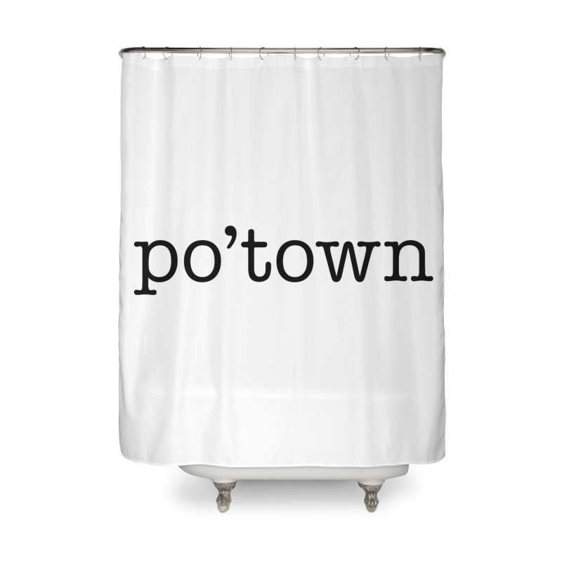 Poughkeepsie, NY  Home Shower Curtain by The Lorin