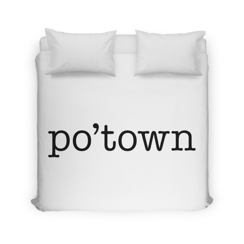 Poughkeepsie, NY  Home Duvet by The Lorin
