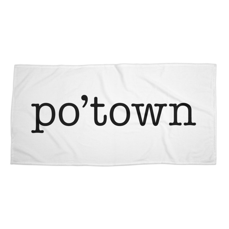 Poughkeepsie, NY  Accessories Beach Towel by The Lorin