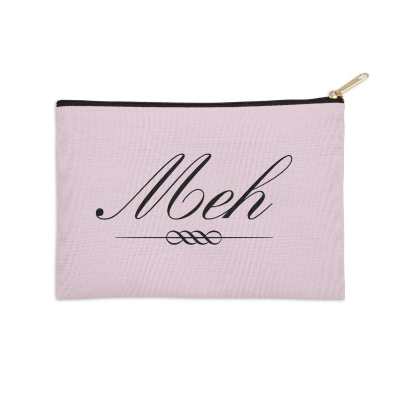 Meh. It's just, you know, meh. Accessories Zip Pouch by The Lorin