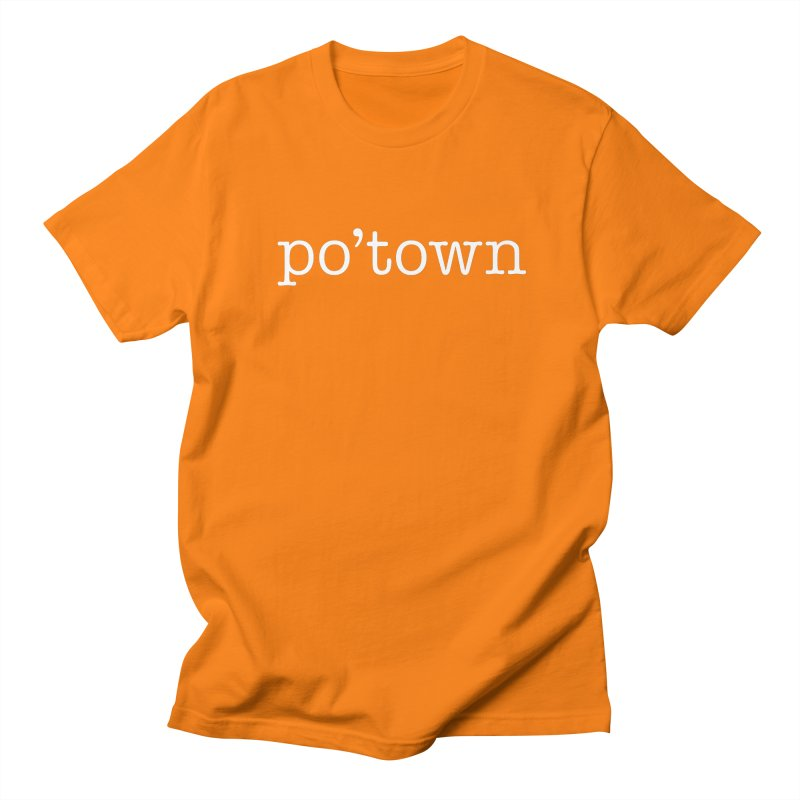 Poughkeepsie pride Women's Regular Unisex T-Shirt by The Lorin