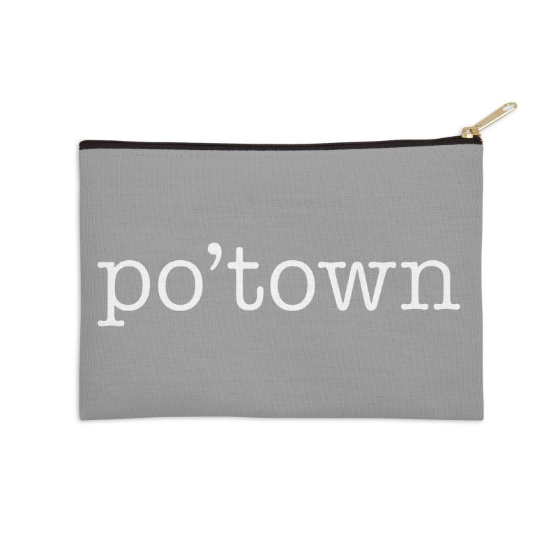 Poughkeepsie pride Accessories Zip Pouch by The Lorin