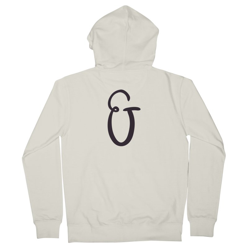 And Men's French Terry Zip-Up Hoody by The Lorin