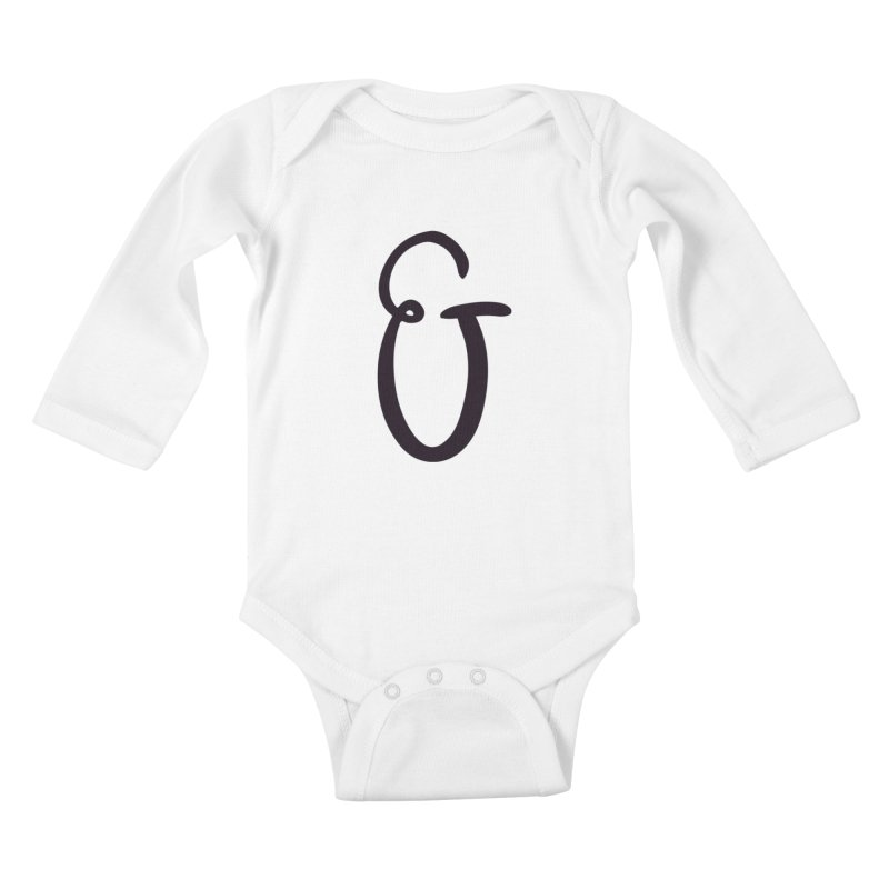 And Kids Baby Longsleeve Bodysuit by The Lorin