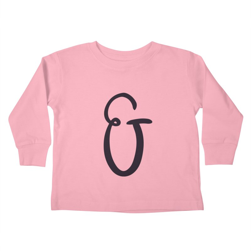 And Kids Toddler Longsleeve T-Shirt by The Lorin