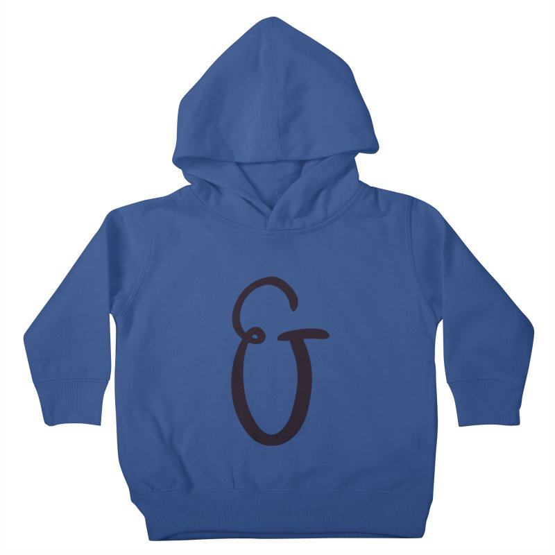 And Kids Toddler Pullover Hoody by The Lorin