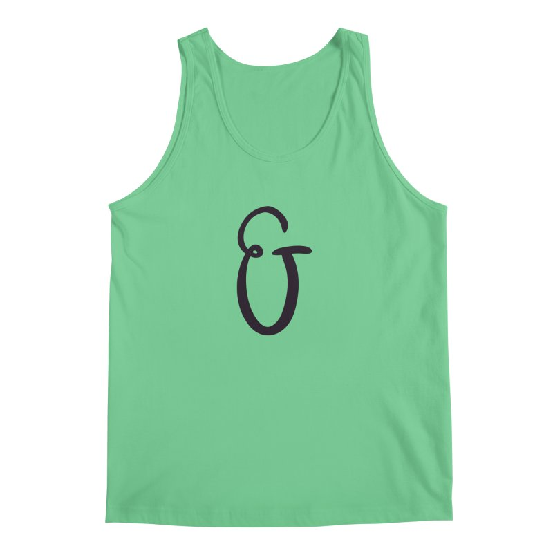And Men's Regular Tank by The Lorin