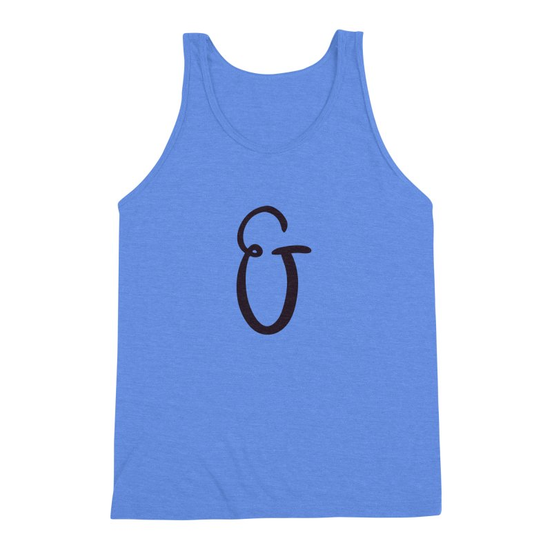 And Men's Triblend Tank by The Lorin