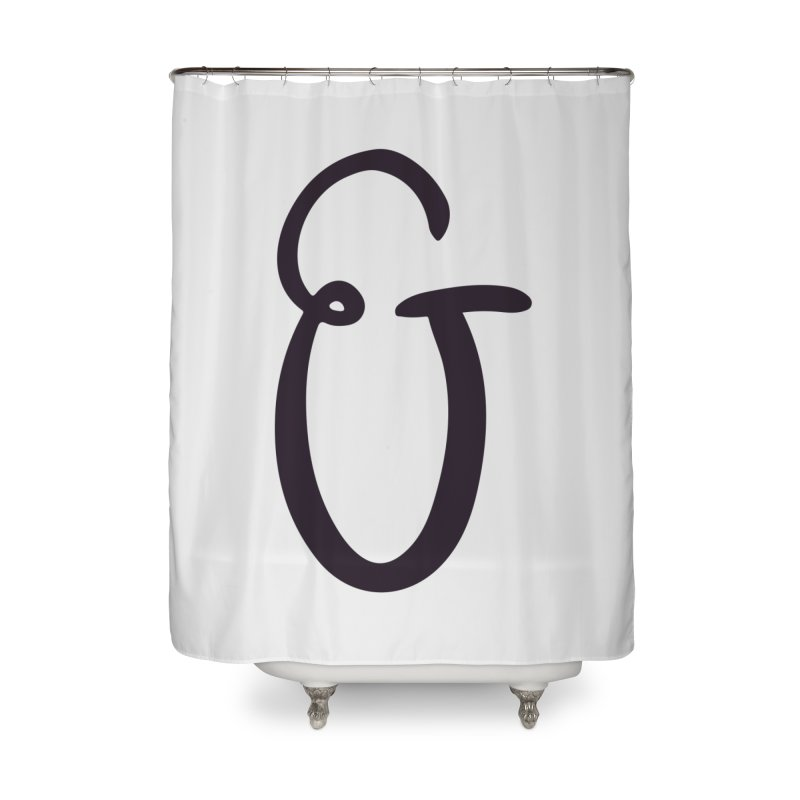 And Home Shower Curtain by The Lorin