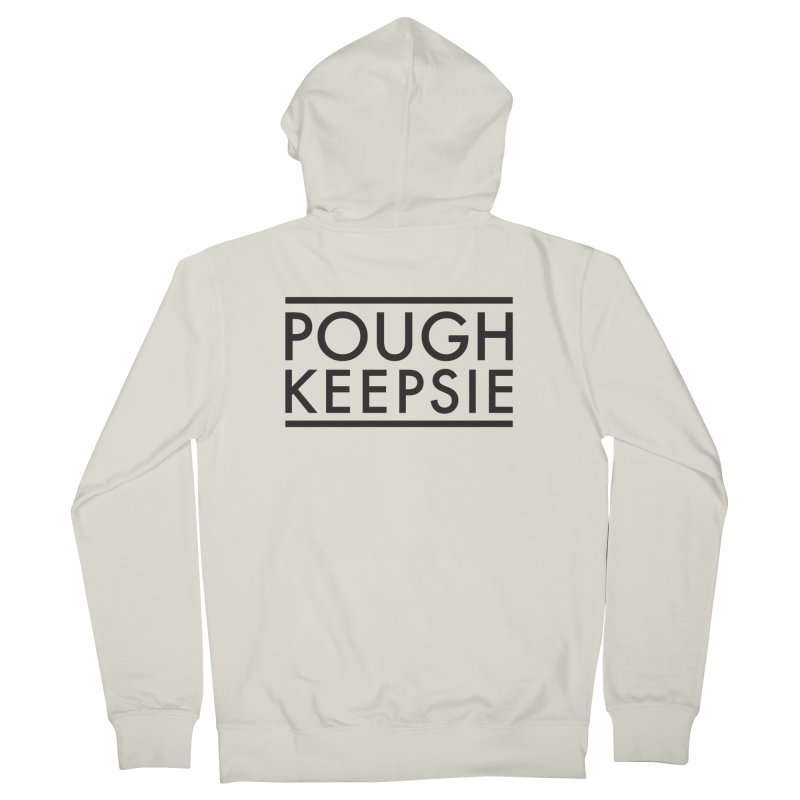 Sweet home Poughkeepsie Men's Zip-Up Hoody by The Lorin
