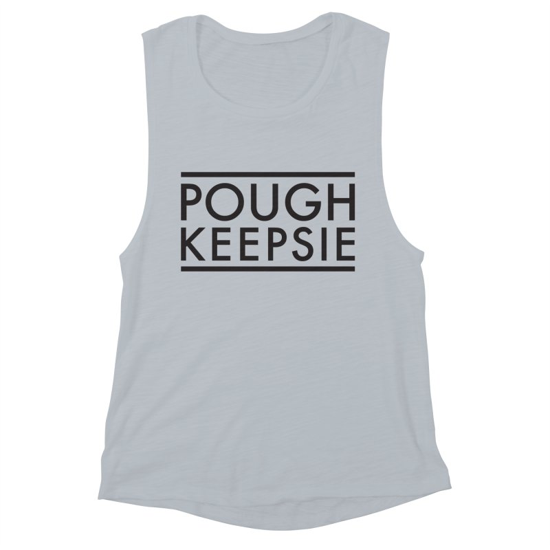Sweet home Poughkeepsie Women's Muscle Tank by The Lorin