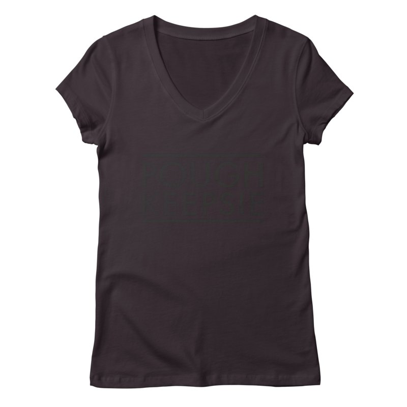 Sweet home Poughkeepsie Women's Regular V-Neck by The Lorin
