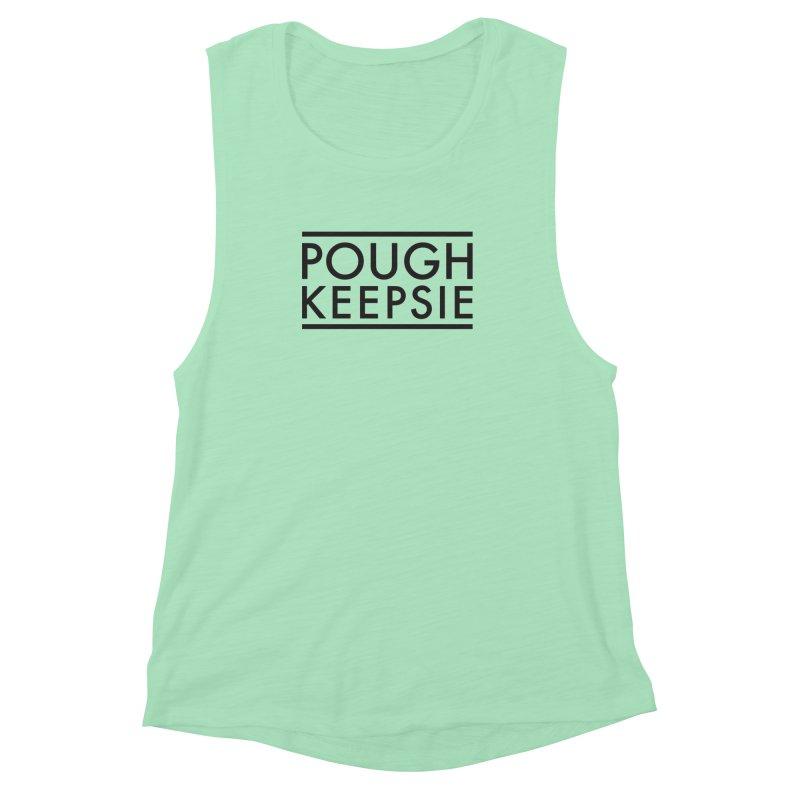 Sweet home Poughkeepsie Women's Muscle Tank by The Lorin