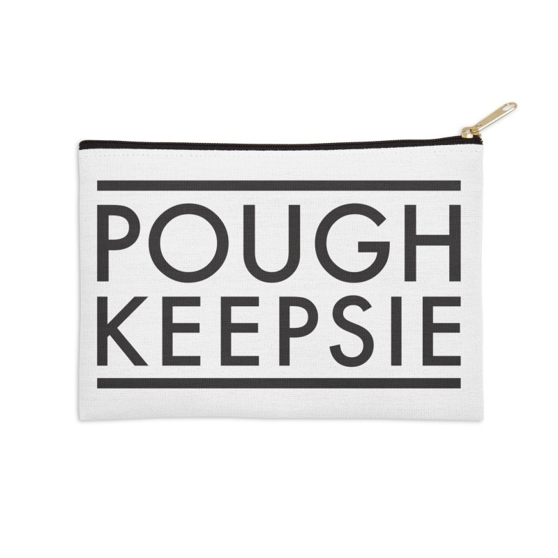 Sweet home Poughkeepsie Accessories Zip Pouch by The Lorin