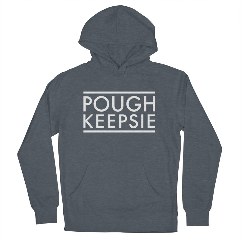 Sweet home Poughkeepsie Men's French Terry Pullover Hoody by The Lorin