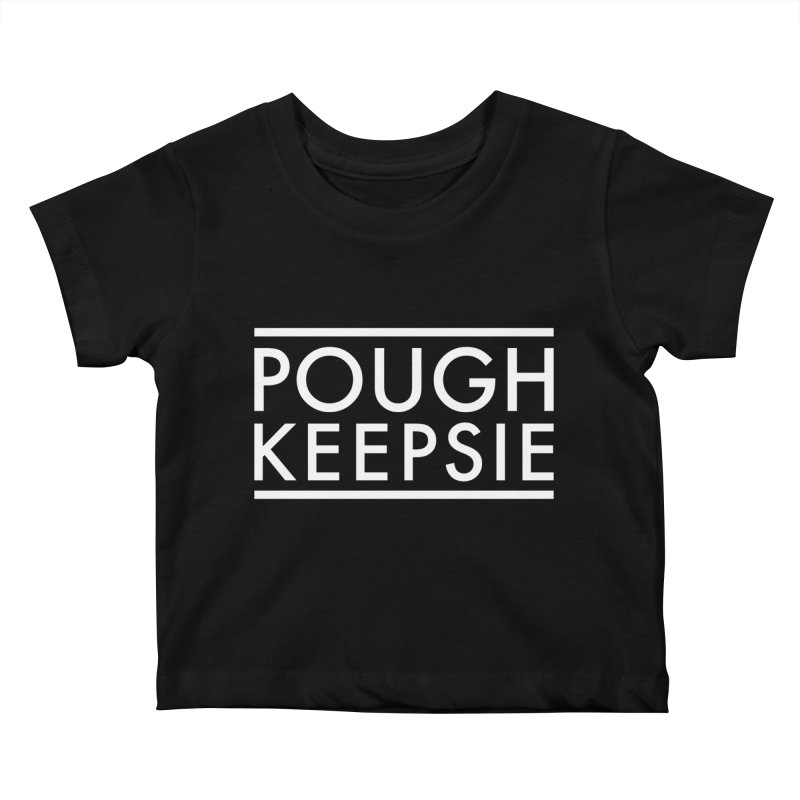 Sweet home Poughkeepsie Kids Baby T-Shirt by The Lorin