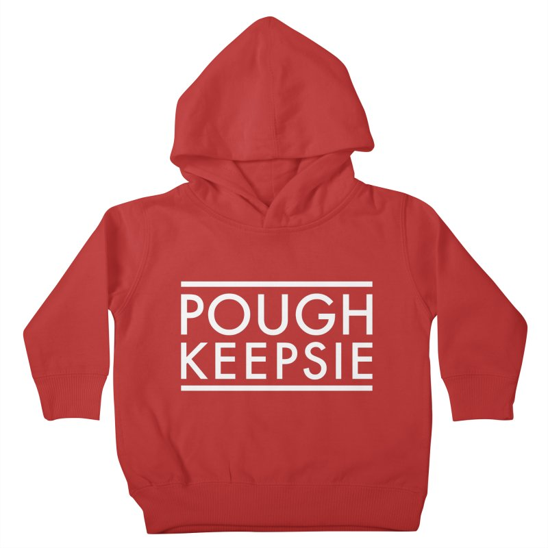 Sweet home Poughkeepsie Kids Toddler Pullover Hoody by The Lorin