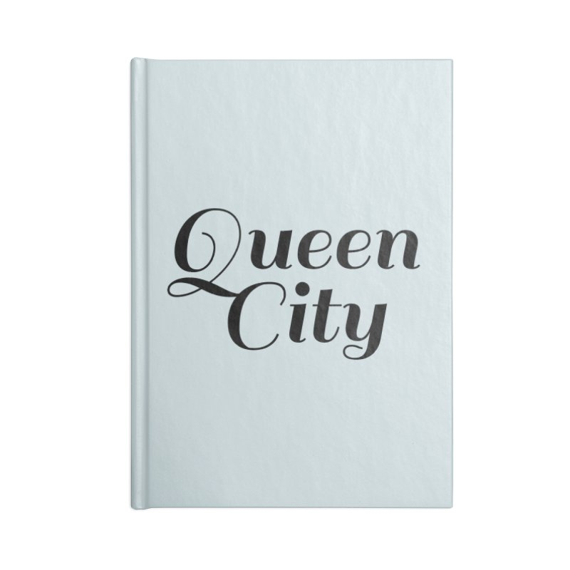 Queen City (Poughkeepsie, NY) Accessories Blank Journal Notebook by The Lorin