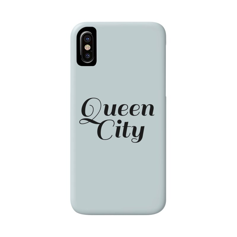 Queen City (Poughkeepsie, NY) Accessories Phone Case by The Lorin