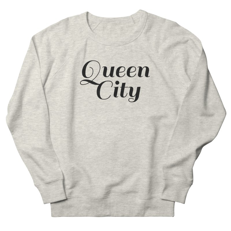 Queen City (Poughkeepsie, NY) Men's French Terry Sweatshirt by The Lorin