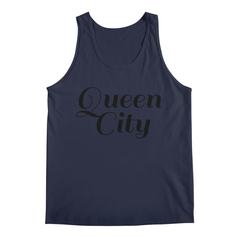 Queen City (Poughkeepsie, NY) Men's Regular Tank by The Lorin