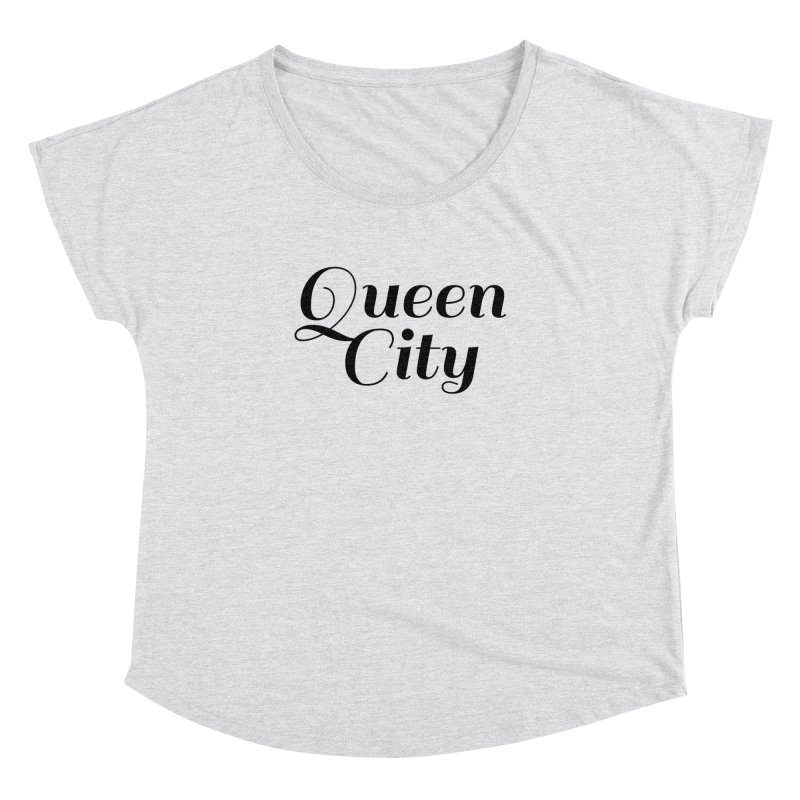 Queen City (Poughkeepsie, NY) Women's Dolman by The Lorin