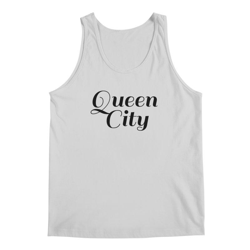 Queen City (Poughkeepsie, NY) Men's Regular Tank by The Lorin