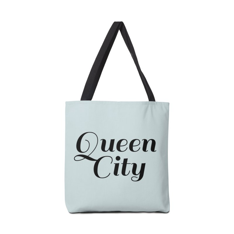 Queen City (Poughkeepsie, NY) Accessories Tote Bag Bag by The Lorin