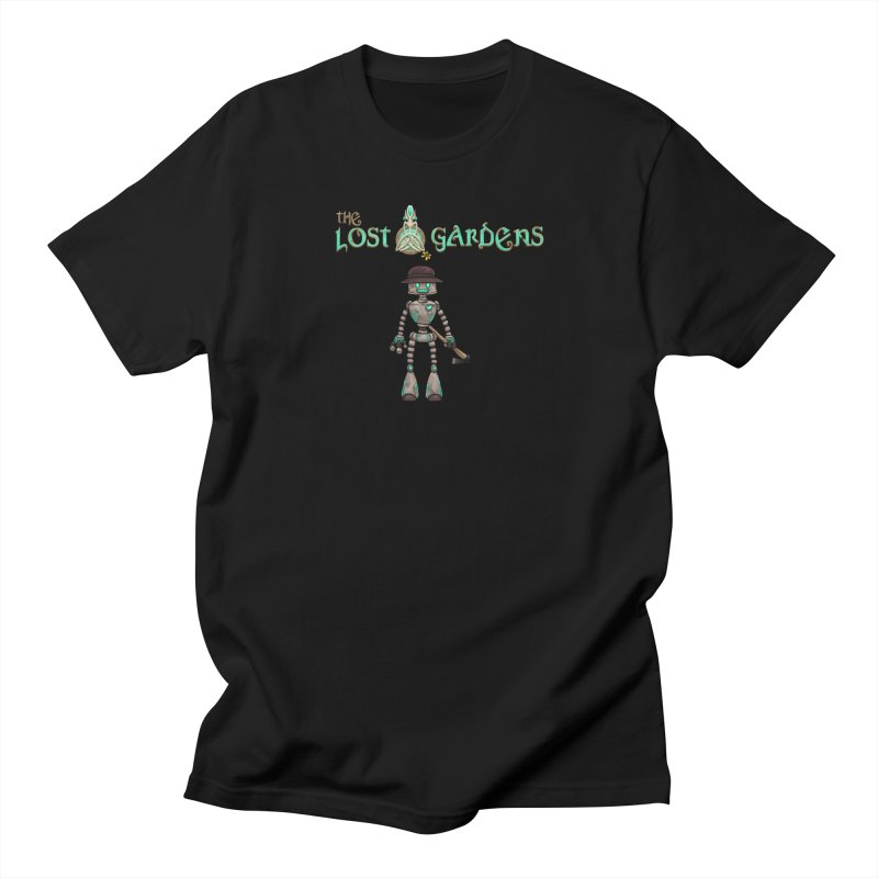 The Caretaker Men's T-Shirt by The Lost Gardens Official Merch