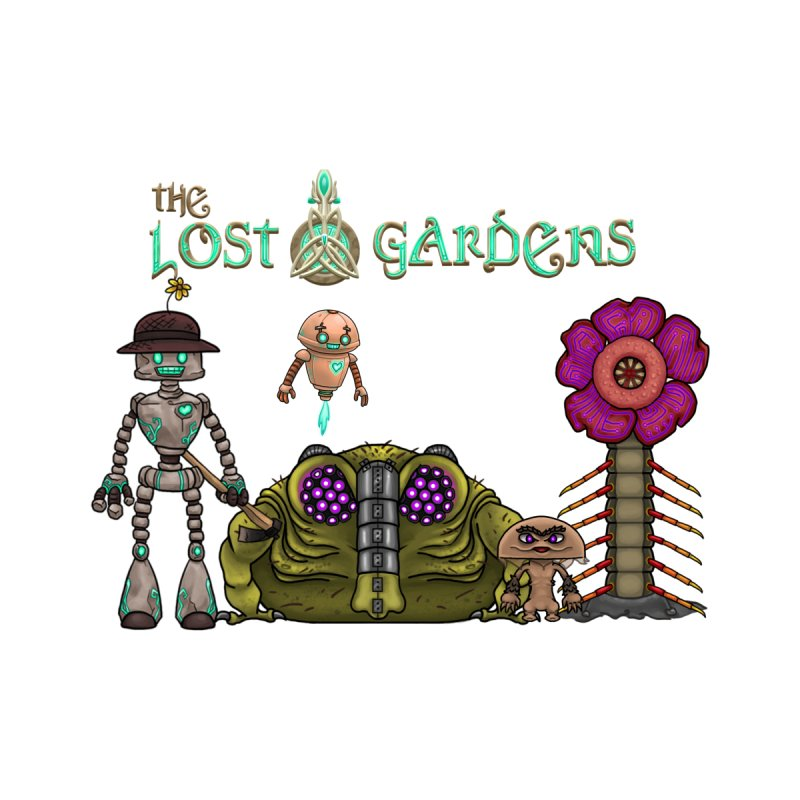 All Characters by The Lost Gardens Official Merch