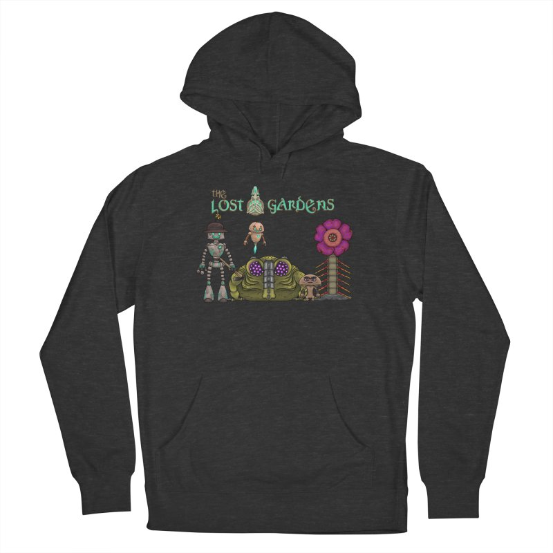 All Characters Women's Pullover Hoody by The Lost Gardens Official Merch