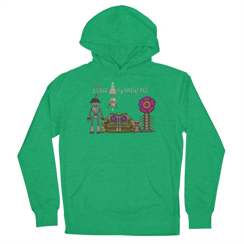 All Characters Men's Pullover Hoody by The Lost Gardens Official Merch