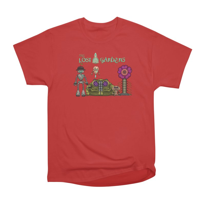 All Characters Men's Classic T-Shirt by The Lost Gardens Official Merch