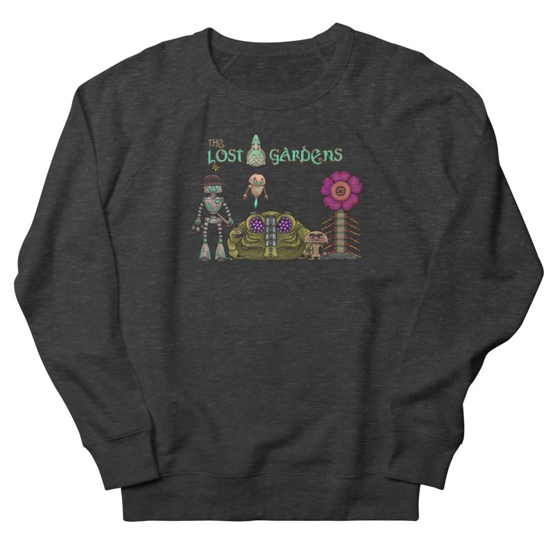 All Characters Women's Sweatshirt by The Lost Gardens Official Merch