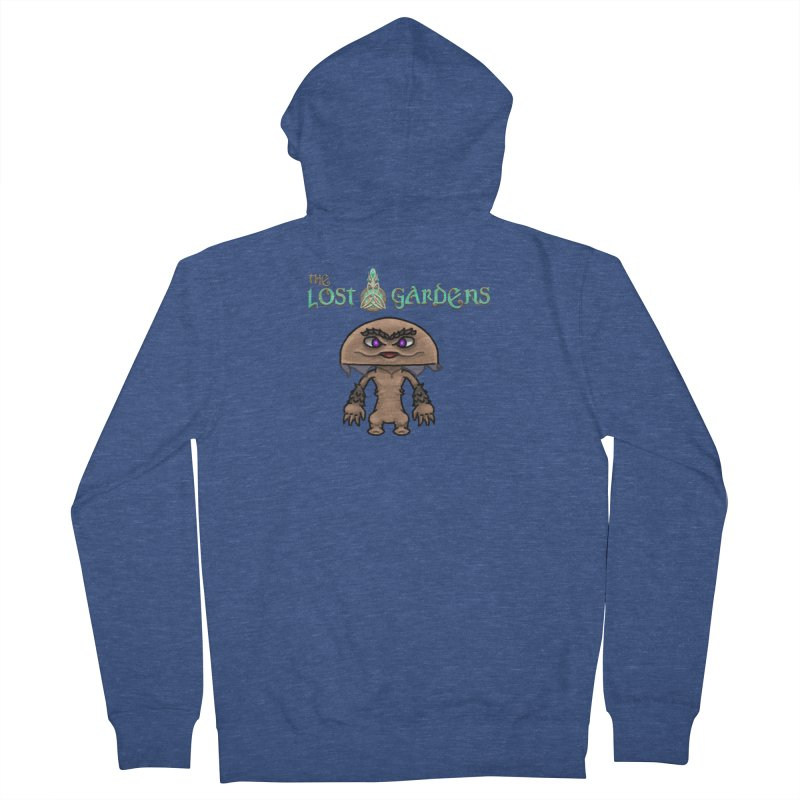 Mion Women's Zip-Up Hoody by The Lost Gardens Official Merch