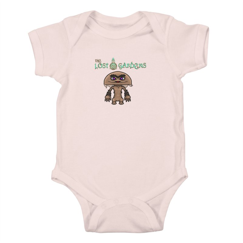 Mion Kids Baby Bodysuit by The Lost Gardens Official Merch